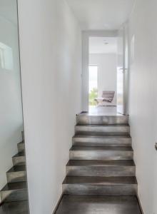 betong modern trappa